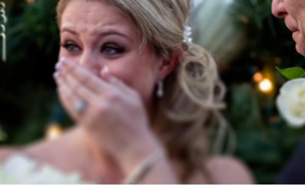 Diten e saj te dasmes la nje karrige boshe per djalin i cili kishte nderruar jete, po kur sheh kush ulet aty ajo mbetet pa fjale