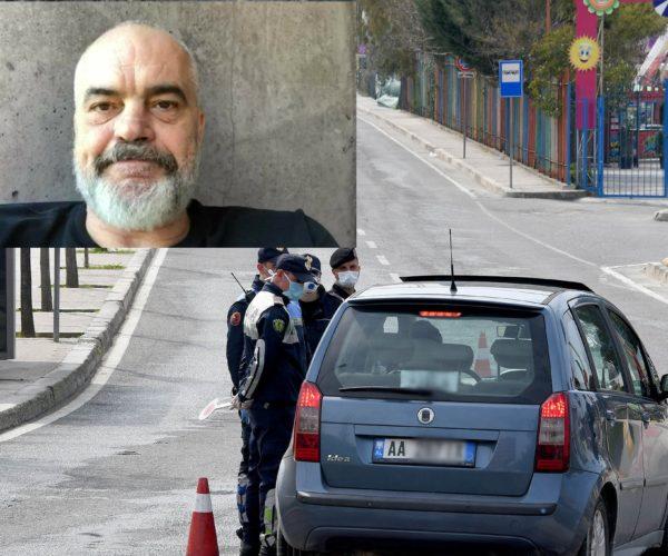 Rama nuk pret Tetorin, nesër ndalohet lëvizja e makinave në të gjithë Shqipërinë