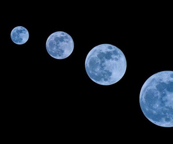 Hëna sot do bëjë dicka të magjishme/ Dilni në ballkon dhe shikojeni: Do mbeteni pa fjalë