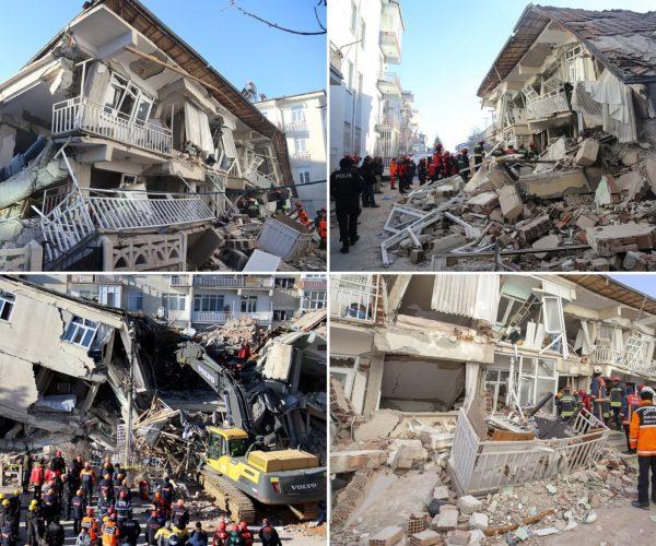 Zi në Turqi/ Deri tani kanë humbur jetën 35 persona