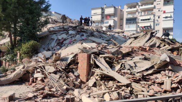 Të prek shpirtin/ Kjo është zhurma që bëri tërmeti dje në Turqi
