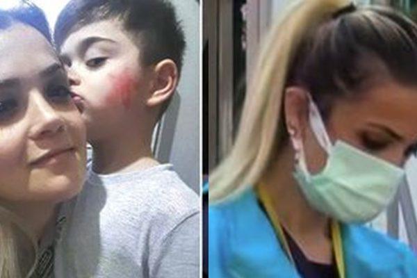 A i bëhet nënës kjo/ Mamasë ja marrin djalin: Ajo punon në spital, i thanë mund ta zërë korona nga ty