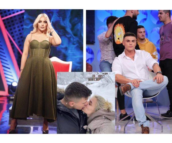 Doli si nusja e Andit po flite me Beartin/ Ja si i gënjeu Tea shqiptarët