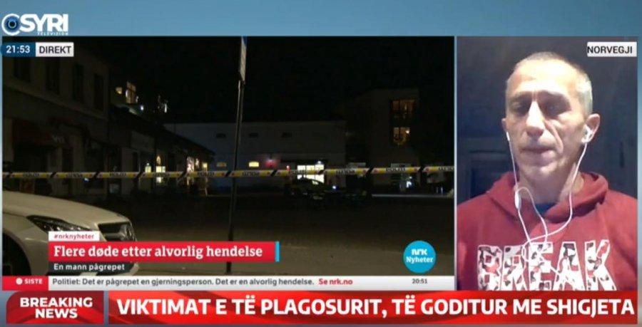 Lajm i zi nga Norvegjia/ Një person me hark dhe me shigjetë ka bërë të keqen e madhe: Raportohet se ka jetë të humbura…
